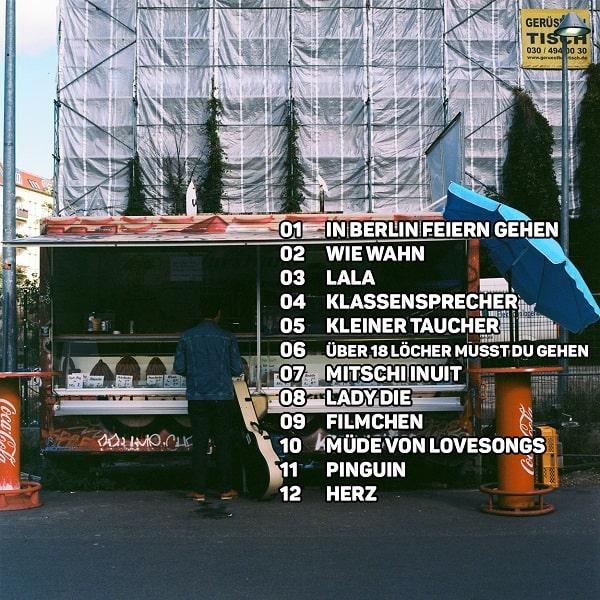 In Berlin feiern gehen